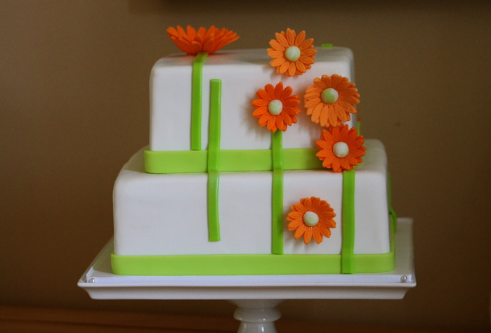 modern birthday cake ideas