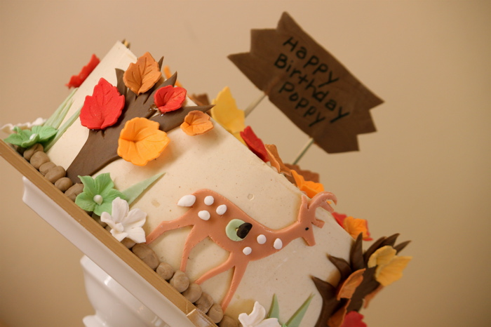 Wondrous Opening Day Of Deer Hunting Season Birthday Cake Thecouturecakery Funny Birthday Cards Online Elaedamsfinfo