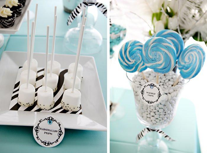 Zebra Print Cake Pops Recipe